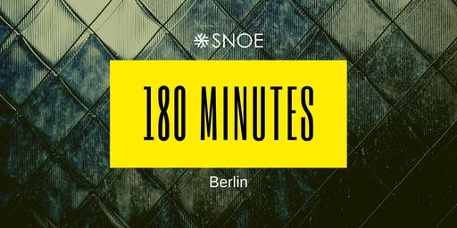180 Minutes Open Air & BBQ w/ SNOE