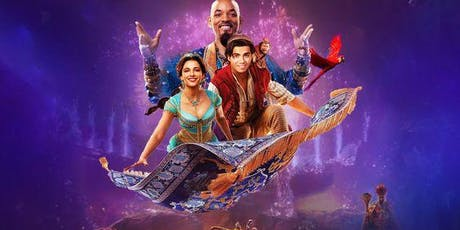 Aladdin on the Lawn at Winchester House tickets