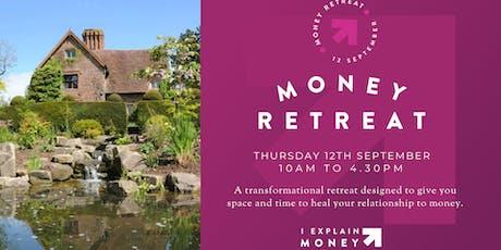 Money Retreat tickets