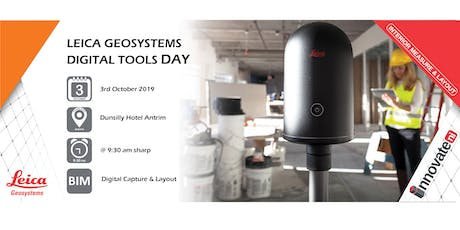 LEICA GEOSYSTEMS DIGITAL TOOLS DAY tickets