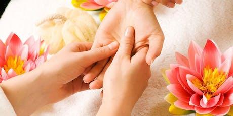 Mother Daughter  Mini Massage tickets