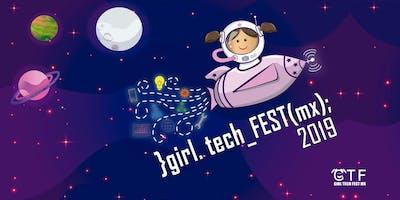 Girl Tech Fest México 2019 CDMX