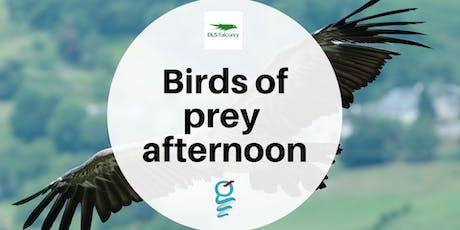 Birds of prey afternoon tickets