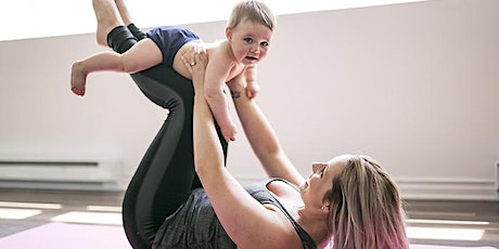 Mother and Baby Yoga at Xaverians, Fulwood tickets