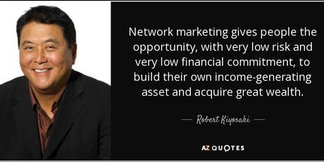 INTROVERTED? The Key To Becoming A Network Marketing Success  tickets