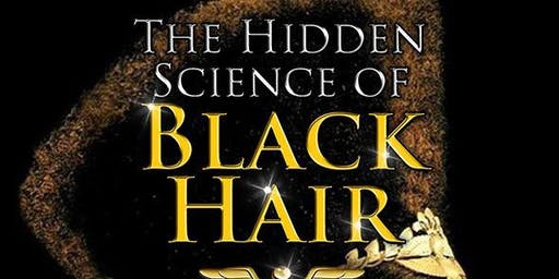 The Hidden Science of Black Hair