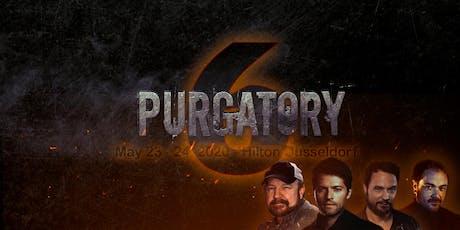 Purgatory 6 - M&G's & Specials tickets