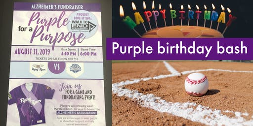 Purple Birthday Bash & Appreciation Event