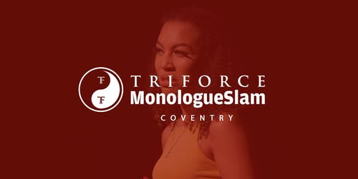 MonologueSlam UK Coventry Auditions Saturday 05 October 2019