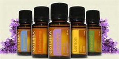 Natures Medicine Cabinet. Introduction to Essential Oils with doTerra tickets