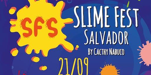 Slime Fest Salvador