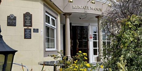Reigate & Redhill 4N Breakfast Networking Event tickets
