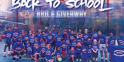USNY All-Stars 3rd Annual Back to School BBQ & Giveaway