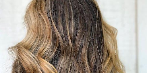 Natural Blonding Technique