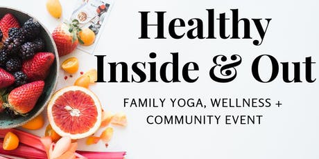 Healthy Inside & Out tickets