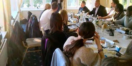 4N Epsom Breakfast Networking Event tickets