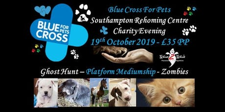 Southampton Rehoming Centre for Animals - Charity - Fort Widley £35.00 tickets