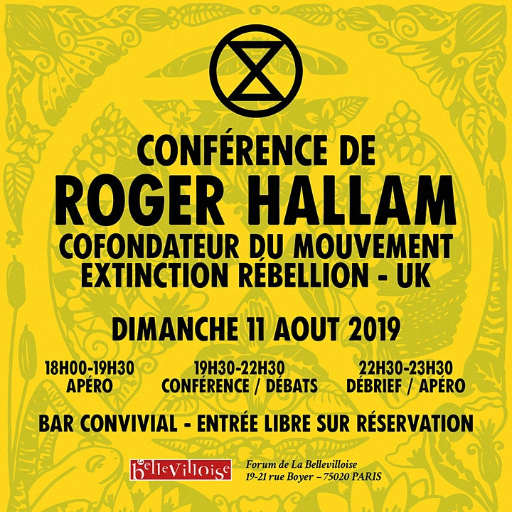 Image pour TALK ROGER HALLAM : HOW WE WIN ?