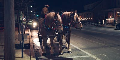 2019 Christmas Carriage Rides