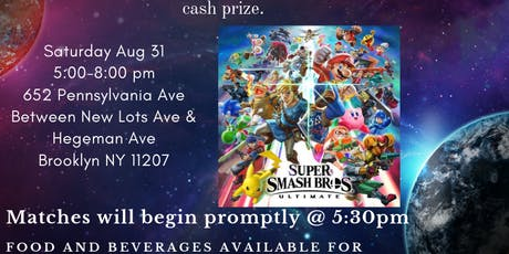 Smash Night At Word Up Cafe tickets