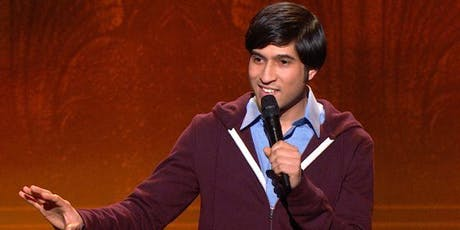 Alingon Mitra - September 19, 20, 21 at The Comedy Nest tickets