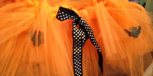 Family Learning - Halloween Tutu Making - Arnold Library