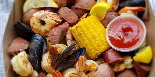 Seafood Boil @ Zoo