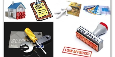 Credit Workshop 101: Your 1st look at The Home Buying Process - October 19 tickets