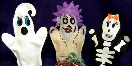 Family Learning - Halloween workshop Spooktacular - Newark Library tickets