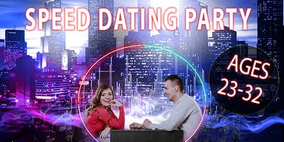 Speed Dating & Singles Party | ages 23-32 | Adelaide
