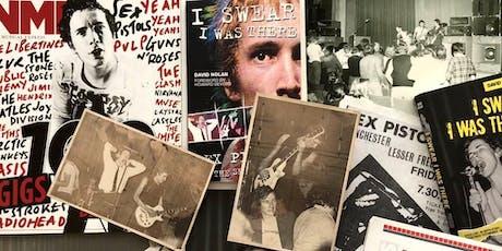 DAVID NOLAN - I SWEAR I WAS THERE tickets