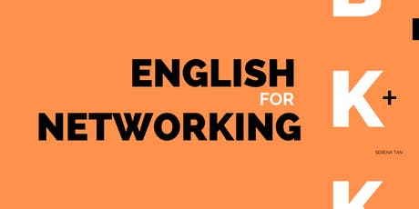 English for Networking tickets