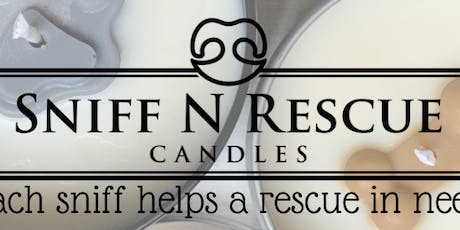 Sniff N Rescue Candle Workshop at Wagamuffins tickets