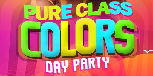 Pure class colors day party