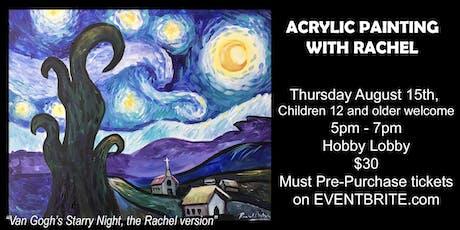 Art By Rachel Events | Eventbrite