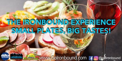 Ironbound Experience: Small Plates, Big Tastes!