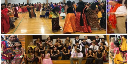 PUSD Dandiya and Bollywood Night 2019 - Festival Of Lights Celebration