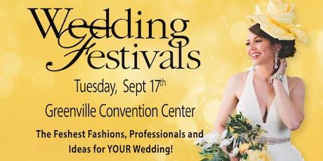 Greenville September Wedding Festival tickets