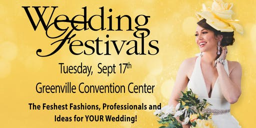 Greenville September Wedding Festival
