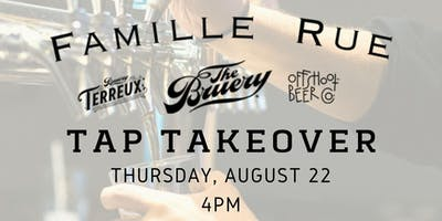 The Bruery Tap Takeover at Franklin Tap