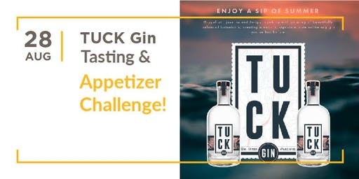 Gin & Tonic + Appetizer Challenge (for HAYVN members & guests)