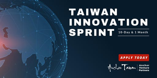 Taiwan Innovation Sprint | Circular Economy, AI & More * Request for Info