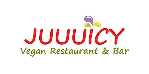 Juuuicy Vegan Restaurant & Bar with a Dominican Caribbean Flair