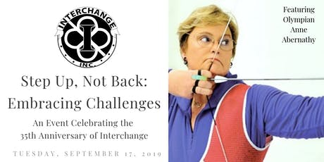 Step Up, Not Back: Embracing Challenges tickets
