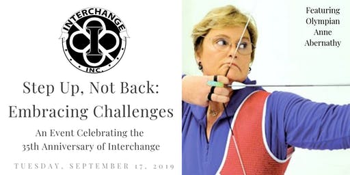 Step Up, Not Back: Embracing Challenges