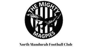 North Mandurah Junior Football Club Youth Presentation Night 2019