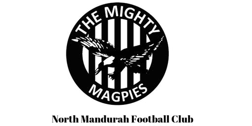 North Mandurah Junior Football Club Youth Presentation Night 2019