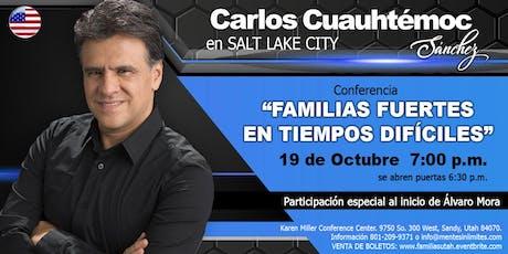 """""""Familias Fuertes en Tiempos Difíciles"""" tickets"""