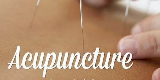 Veteran Group Acupuncture