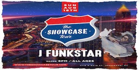 The Showcase Tour Feat. J Funkstar tickets